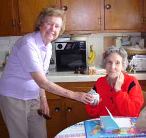 Sign Up for Meals on Wheels