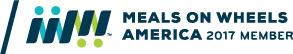 Meals on Wheels America Member Badge