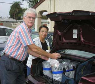 Volunteer Meals on Wheels