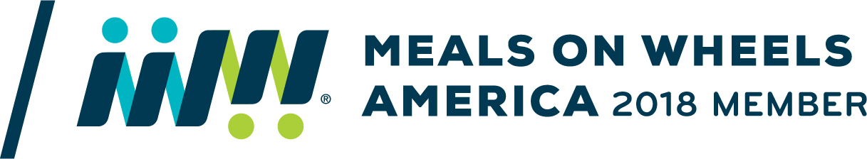 Meals on Wheels of America Member Badge 2018